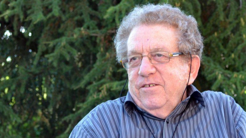 Le chanoine fribourgeois Kurt Stulz est décédé le 6 décembre 2017 (Photo:kath-fr.ch)