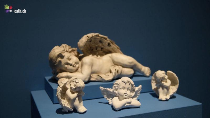 Que les angelots aient été influencés par le dieu gréco-romain Eros/Amor ne fait pratiquement aucun doute | © Grégory Roth