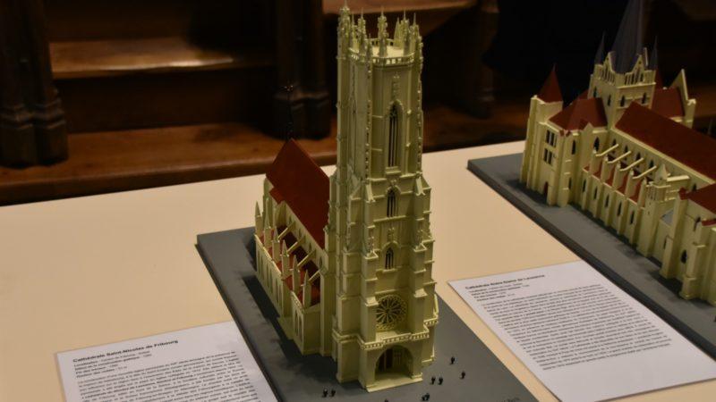 La cathédrale de Fribourg dans la cathédrale de Fribourg | © Raphaël Zbinden