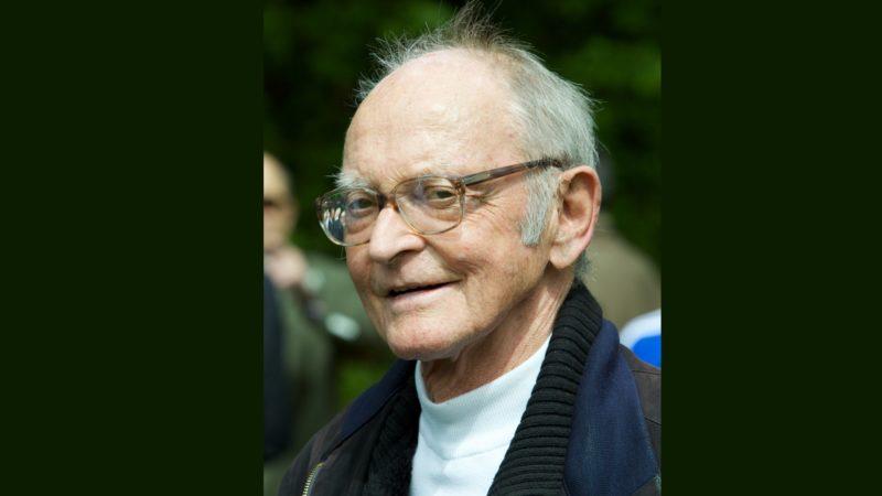 Le chanoine de St-Maurice jean-Paul Amoos (1942-2018) | DR