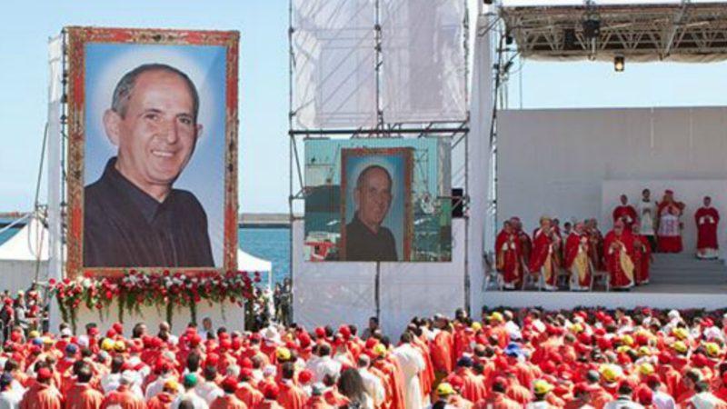 Béatification du Père Pino Puglisi, assassiné par la mafia sicilienne    ©  Archidiocèse de Palerme