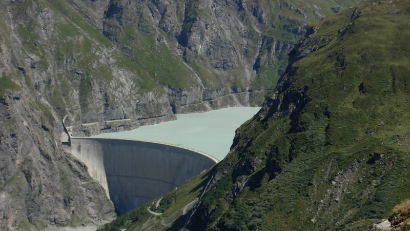"Le barrage de Mauvoisin en Valais | wikimedia commons <a href=""https://creativecommons.org/licenses/by-sa/2.0/legalcode"" target=""_blank"">CC BY-SA 2.0</a>"