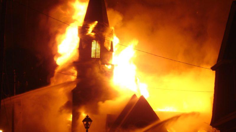 Au Chili, deux églises ont entièrement brulé dans le sud de l'Araucanie, territoire d'origine des Mapuches. (Photo: Flickr/Erik Olson/(CC BY-SA 2.0)