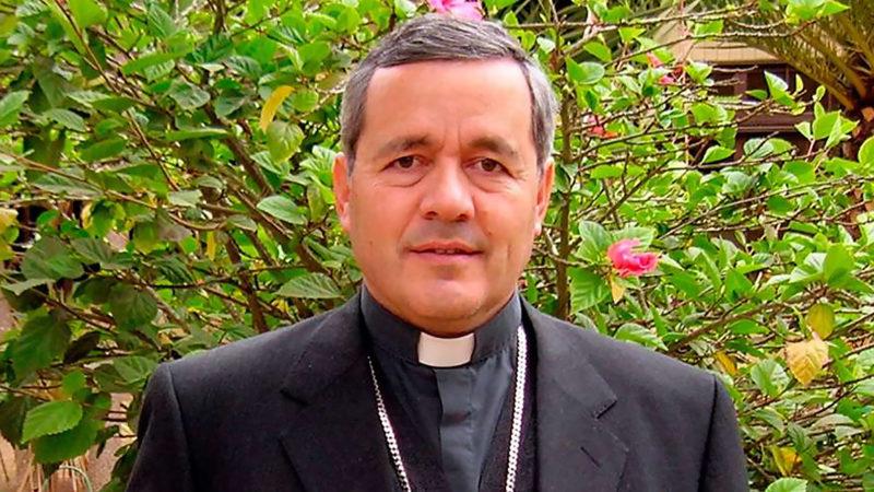Mgr Juan Barros Madrid a été nommé évêque d'Orsono en 2015, malgré les contestations locales. © iglesia.cl