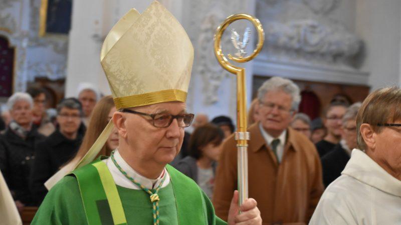 Lucerne Mgr Marian Eleganti, évêque auxiliaire de Coire |© Jacques Berset
