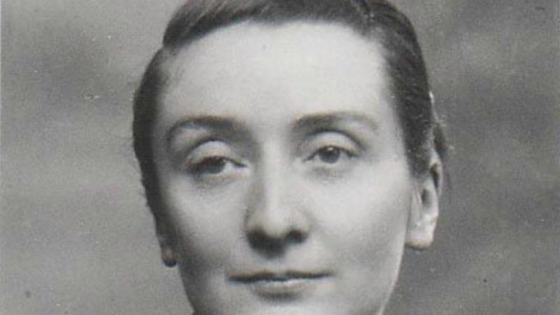 Madeleine Delbrêl, née en 1904, s'est installée à Ivry-sur-Seine en 1930 et y vécut jusqu'à sa mort le 13 octobre 1964 | © Amis de Madeleine Delbrêl