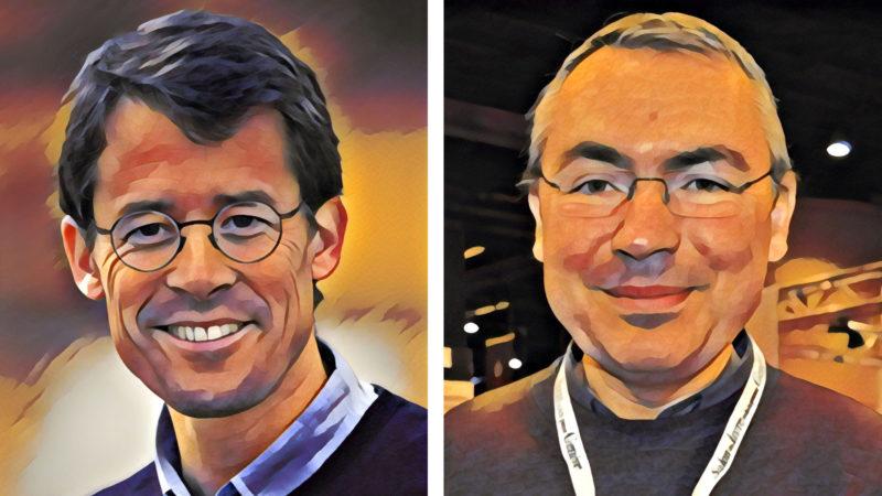 Mathias Wirz et Jacques Rime débattent de l'infaillibilité pontificale
