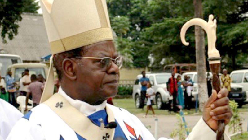 Cardinal Laurent Monsengwo Pasinya,  archevêque de Kinshasa | ©  www.lepotentielonline com