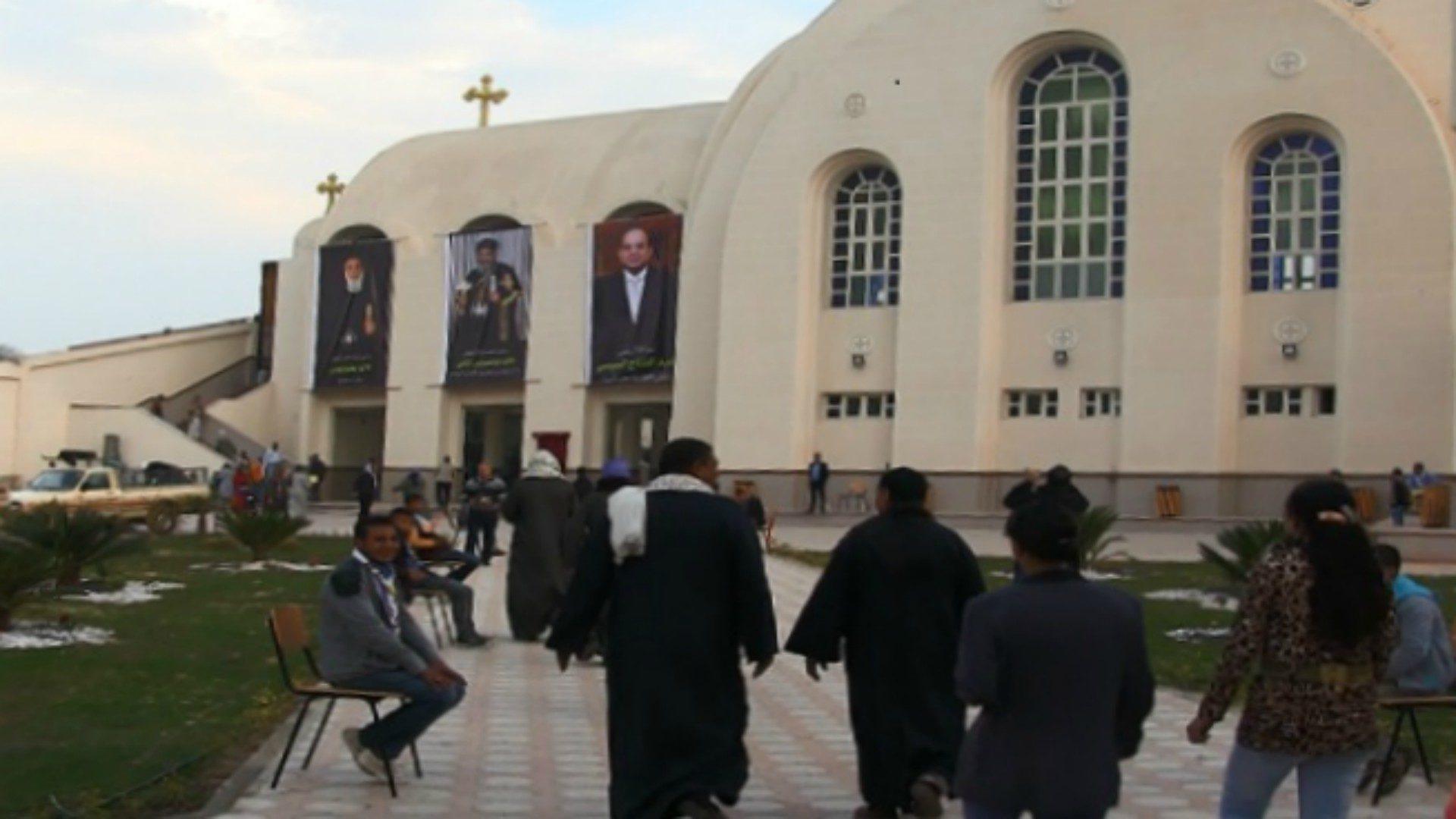 Les martyrs gyptiens de libye ont une cath drale qui - Les beatitudes une secte aux portes du vatican ...