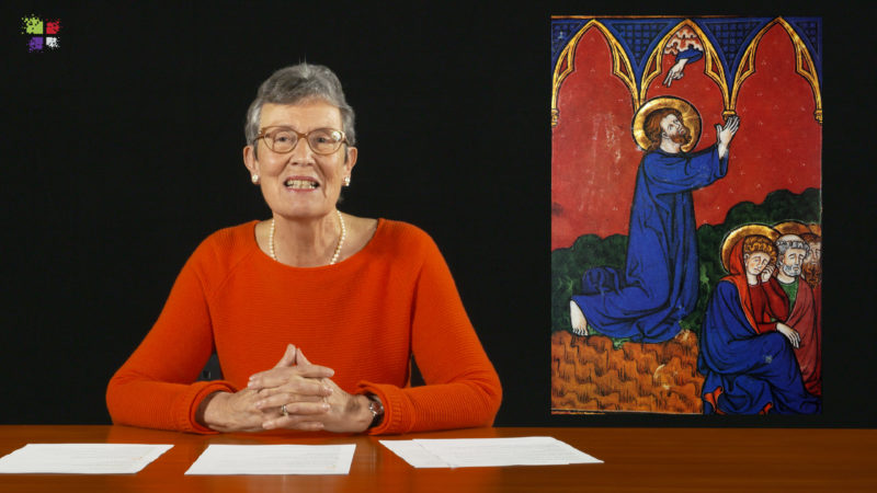 Marie-Christine Varone a enseigné le Nouveau Testament à l'Université de Fribourg | © cath.ch