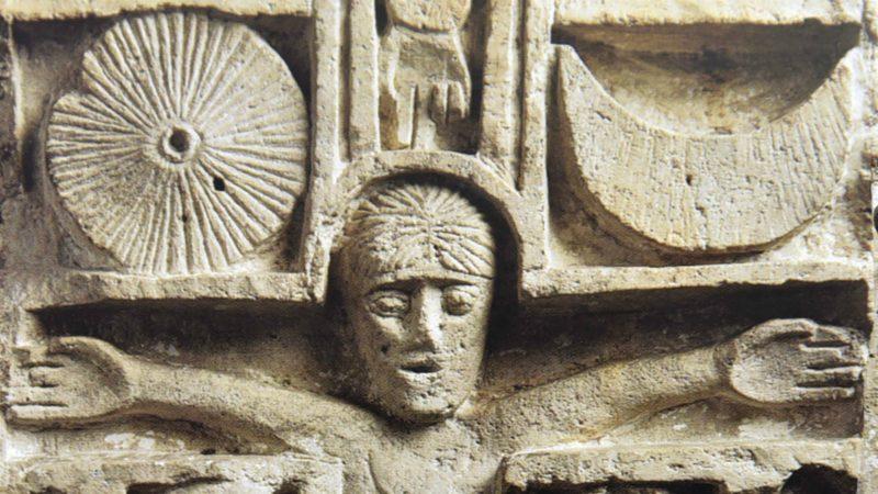 (Photo:Crucifixion de Villars-les-Moines)