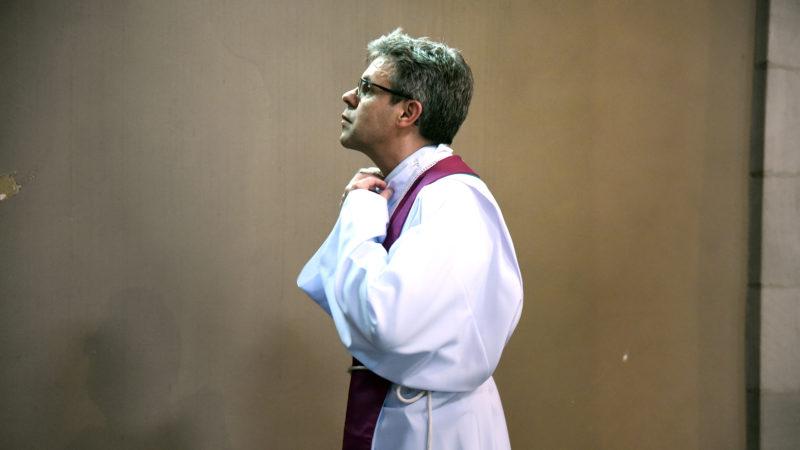 Pour le pape, le confesseur doit se comporter avec son  pénitent comme un père avec son fils l  © Pierre Pistoletti