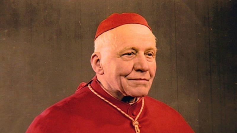Le cardinal Josef Beran (1888-1969) fut archevêque de Prague | DR