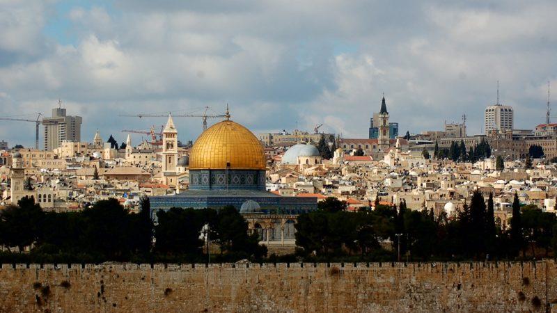 1800 chrétiens palestiniens ne pourront pas se rendre à Jérusalem pour le dimanche de Pâques. | Flickr/Dan/CC BY-SA 2.0