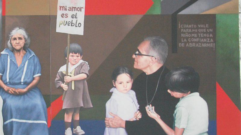 Au Salvador, la figure de Mgr Romero représente une espérance pour le petit peuple | © Jacques Berset