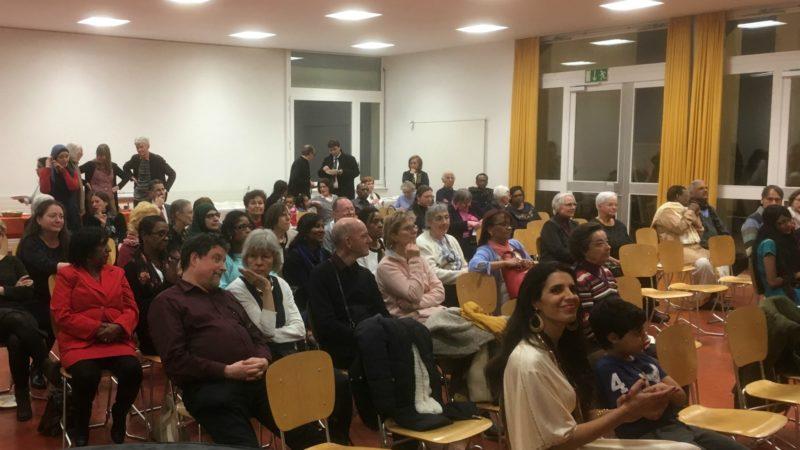 Un public diversifié a participé à l'anniversaire de l'Arzillier | © Dominique Voinçon