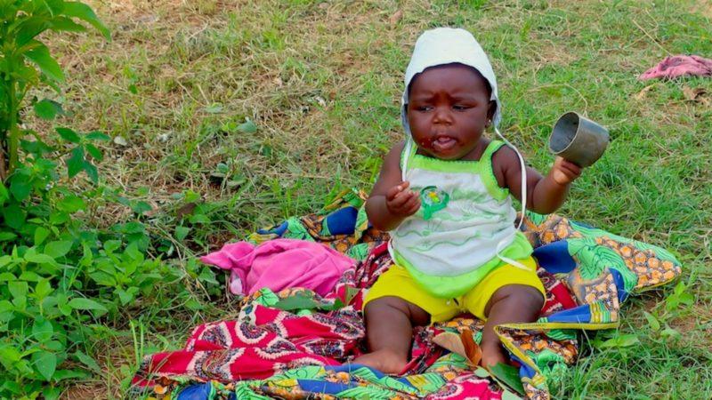 Beaucoup de Congolais ont des difficultés à nourrir et scolariser leurs enfants | © Guy Luisier