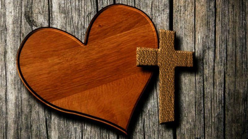 """Carême peut aussi s'écrire """"car...aime"""" (Photo:www.vocations.ch)"""