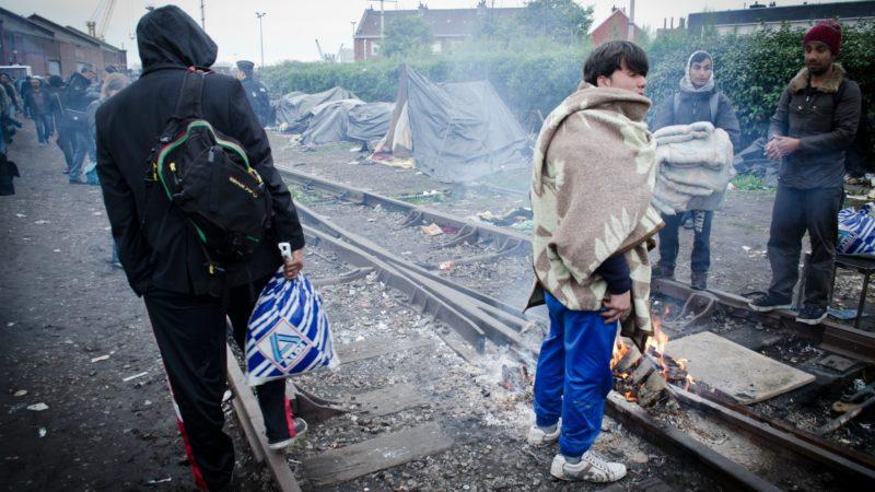 """Les mouvements migratoires inquiètent de nombreux Européens (Photo:Squat Le Monde/Flickr/<a href=""""https://creativecommons.org/licenses/by-nc-nd/2.0/legalcode"""" target=""""_blank"""">CC BY-NC-ND 2.0</a>)"""