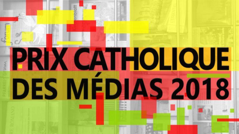 Le Prix catholique des médias est relancé pour la première fois depuis 2013 (image:CES)