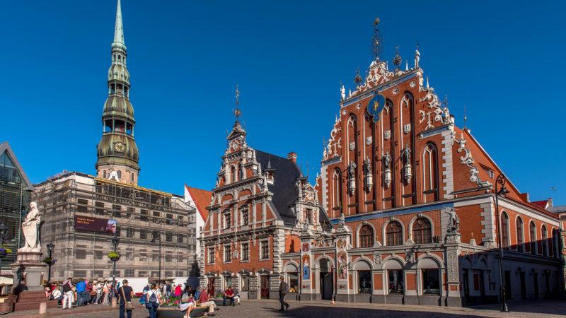 Le pape François se rendra notamment à Riga, capitale de la Lettonie | © pixabay