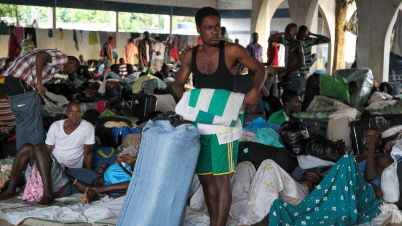 """Des centaines de réfugiés vénézuéliens arrivent tous les jours au Brésil (Photo d'illustration:Agencia de Noticias do Acre/Flickr/<a href=""""https://creativecommons.org/licenses/by/2.0/legalcode"""" target=""""_blank"""">CC BY 2.0</a>)"""