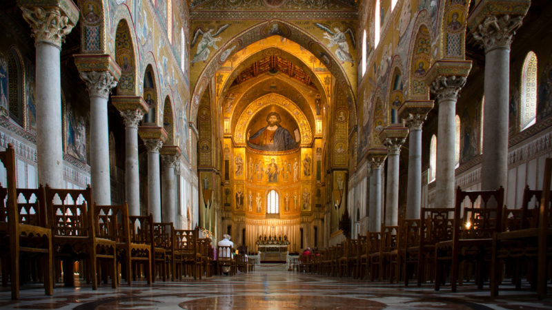 La cathédrale de Monreale |© Wikimedia commons/pjt56