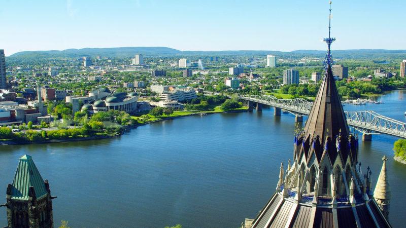 Ottawa, principale ville du nouveau diocèse  ©Pixabay