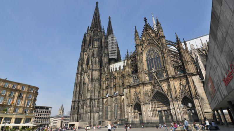 """Les Eglises en Allemagne ne se laissent pas séduire par le populisme (Photo: la cathédrale de Cologne: Lucas Richarz/Flickr/<a href=""""https://creativecommons.org/licenses/by-nc-nd/2.0/legalcode"""" target=""""_blank"""">CC BY-NC-ND 2.0</a>)"""