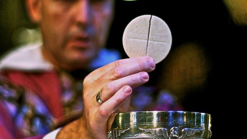 La possibilité pour des protestants de prendre la communion fait débat (Photo: Saint Joseph/Flickr/CC BY-NC-ND 2.0)