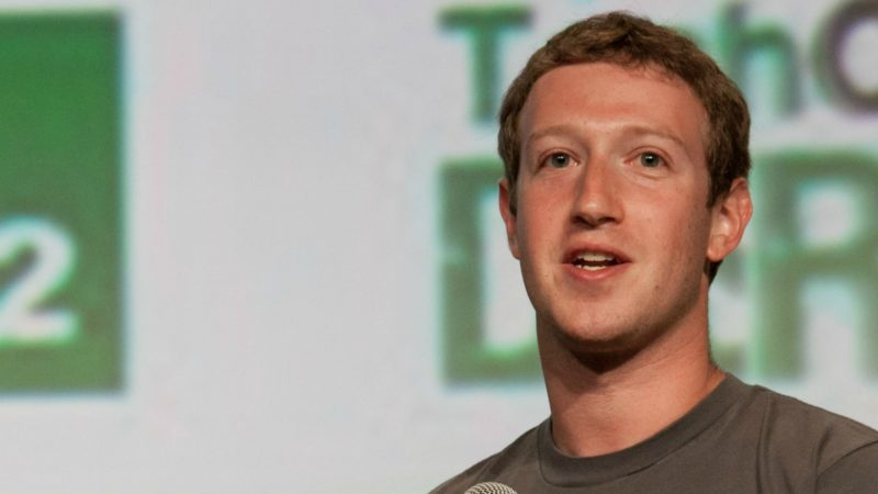 Mark Zuckerberg est le fondateur de Facebook (Photo:JD Lasica/Flickr/CC BY 2.0)