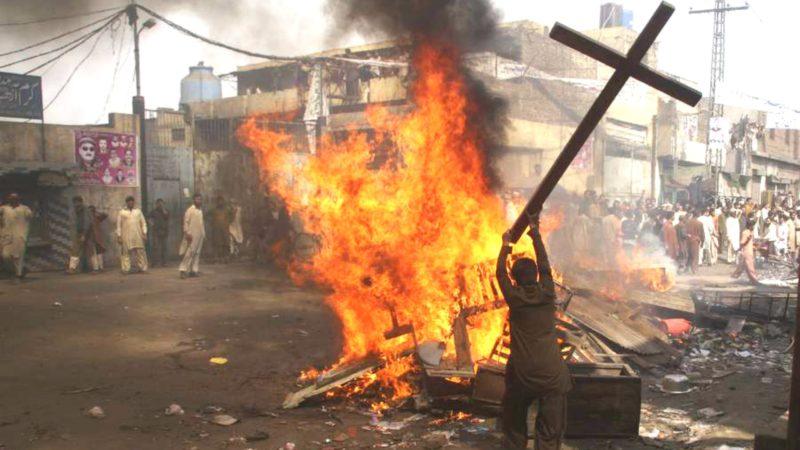Au Pakistan, les chrétiens sont fréquemment la cible des islamistes (Photo:Anton Nossik/Flickr/CC BY 2.0)