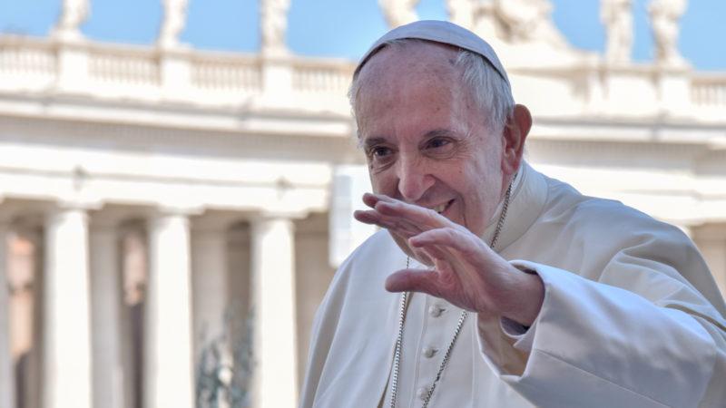 Le pape François encourage à plus de collaboration entre juifs et catholiques | © Jacques Berset