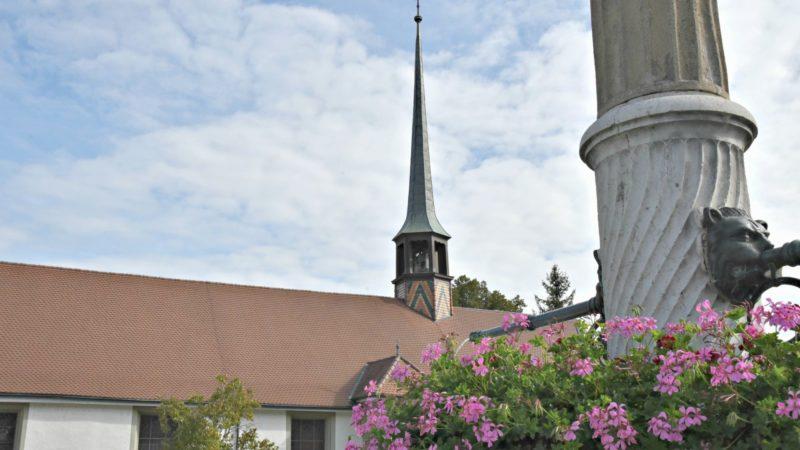 115 paroisses du canton de Fribourg ont renouvelé leur conseil (photo:église St-Jean à Fribourg) | © Raphaël Zbinden