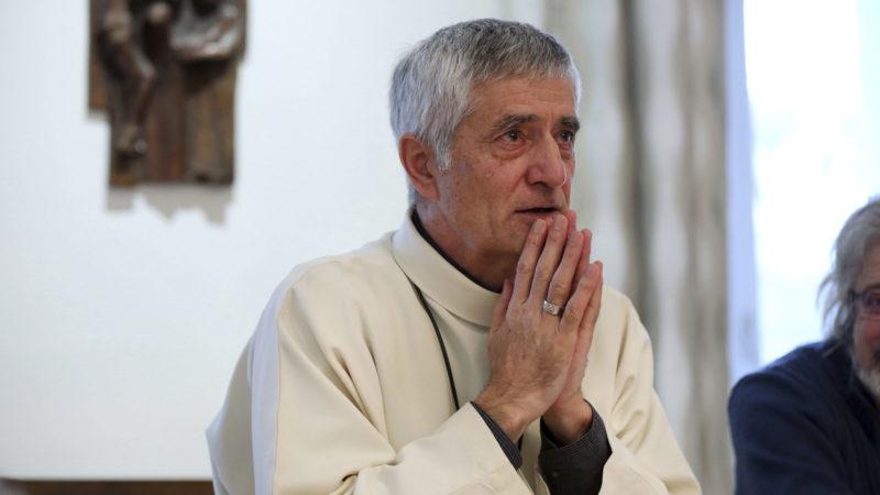 Mgr Jean-Marie Lovey s'est exprimé sur la Constituante   © B. Hallet