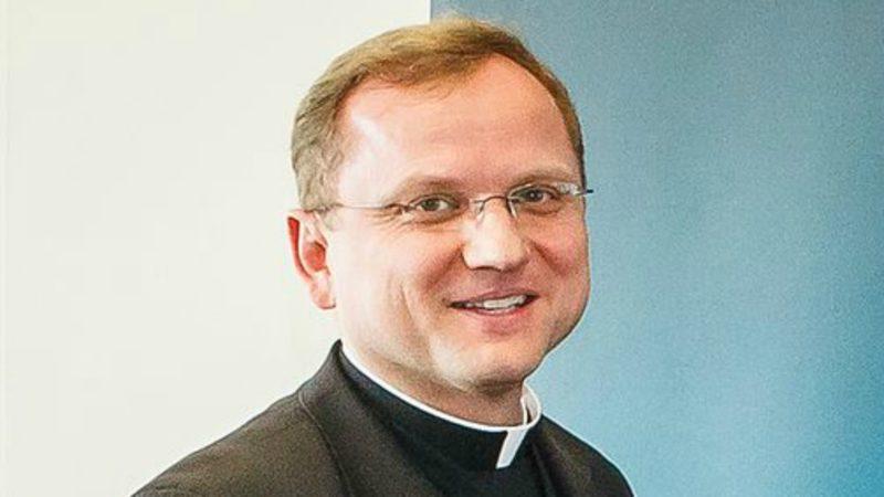 Mgr Janusz Urbanczyck, représentant du Saint-Siège auprès de l'OSCE à Vienne | CTBTO wikimedia commons