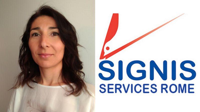 Maria Chiara De Lorenzo, directrice de SIGNIS Services Rome | SIGNIS.