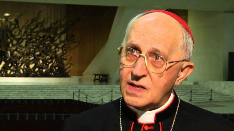 Le cardinal Fernando Filoni, préfet de la Congrégation pour l'évangélisation des peuples (Photo:YouTube.com)