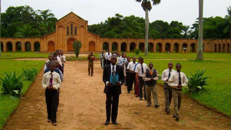 De nombreux séminaristes étudient sur le site de Kabwe, en République démocratique du Congo | © Guy Luisier