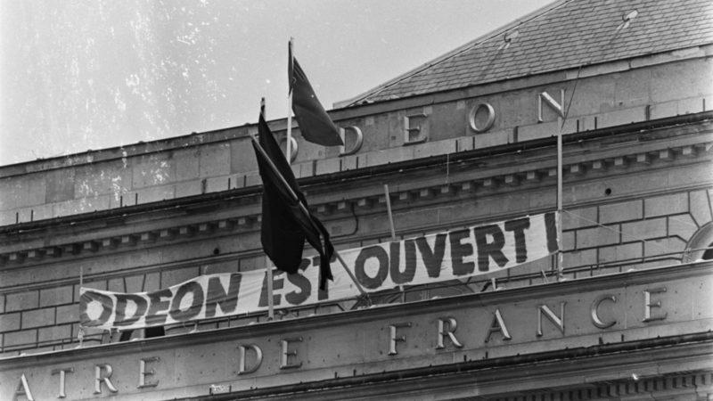 "Les événements de mai 68 ont changé la société (Photo:Eric Koch/Anefo/Wikimedia Commons/<a href=""https://creativecommons.org/licenses/by-sa/3.0/legalcode"" target=""_blank"">CC BY-SA 3.0</a>)"