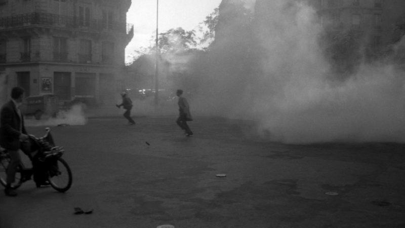 Qui n'a pas encore exprimé quelque pensée profonde sur mai 68? | © MAXPPP Philippe Gras/Le Pictorium/Keystone