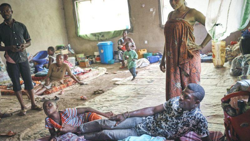 Cameroun La population civile est la première victime des combats et de la répression   © Caritas Internationalis
