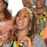 Eglise St-Sigismond Les chorales africaines savent louer le Seigneur dans la joie  | © Jacques Berset