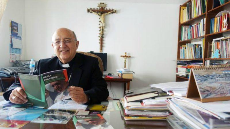 L'évêque péruvien Pedro Barreto sera institué cardinal lors du consistoire du 29 juin prochain  | © Jean-Claude Gerez