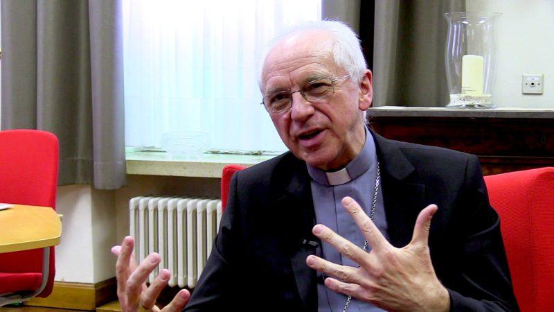 Le cardinal Jozef De Kesel, archevêque de Malines-Bruxelles, président de la Conférence épiscopale de Belgique Photo Dailymotion