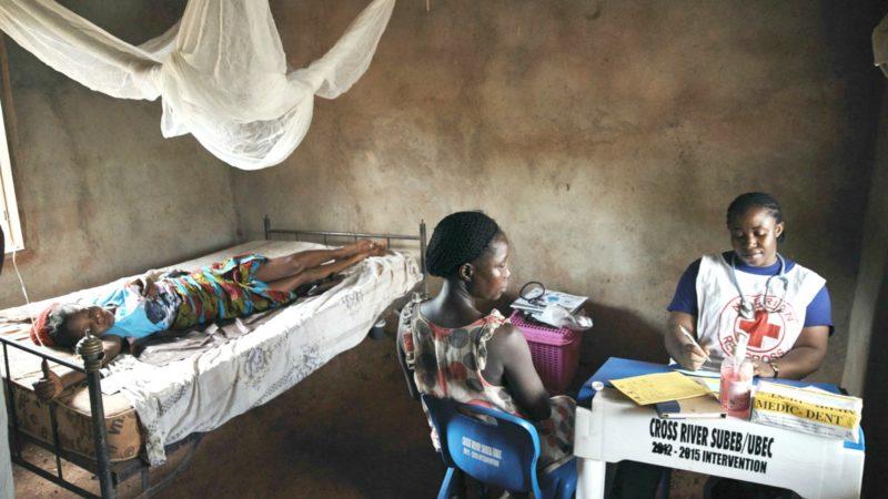 Les Camerounais des régions anglophones se réfugient en masse au Nigeria | © Caritas Internationalis