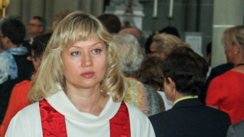 Des femmes prêtres existent dans certaines confessions, ici les catholiques-chrétiens | © Bernard Litzler