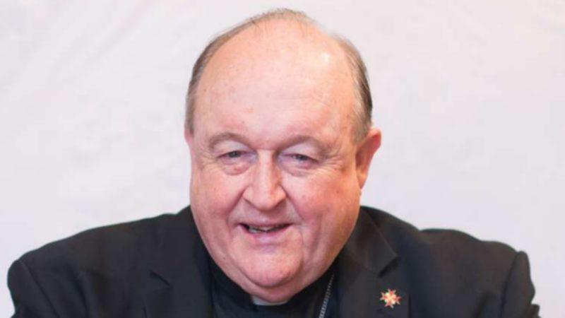 Mgr Philipp Wison, archevêque d'Adelaïde, en Australie, a été libéré de l'accusation de non-dénonciation d'abus sexuels | archidiocèse d'Adelaïde