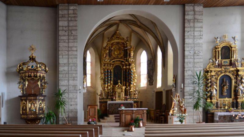 L'église catholique de Brigels dans les Grisons | Paroisse de Brigels