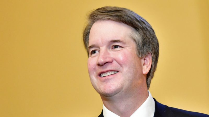 Brett Kavanaugh, juge pressenti à la Cour suprême des Etats-Unis | © Kevin Dietsch/Keystone